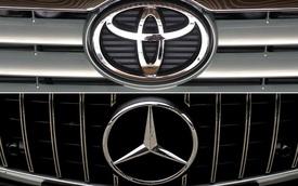 Thương hiệu ô tô nào giá trị nhất năm 2021?