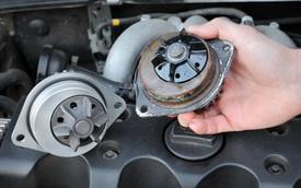 Những dấu hiệu cho thấy bơm nước ô tô đang hoạt động kém dần