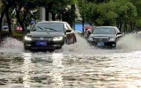 """Nếu bạn không tắt chức năng này khi lái xe vào những ngày mưa, động cơ sẽ """"chết"""""""