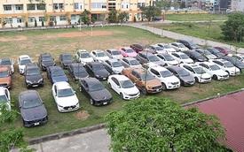 Triệt phá đường dây lừa đảo cả trăm ô tô