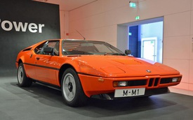 Những bộ sưu tập ô tô từ các nhà sản xuất nổi tiếng