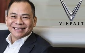 Nếu giá trị VinFast đạt 50 tỷ USD: Tài sản tỷ phú Vượng có thể lên hơn 30 tỷ USD, bỏ xa những người giàu nhất Đông Nam Á