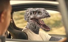 Fast & Furious có thể sẽ kết hợp với thế giới khủng long Jurassic World