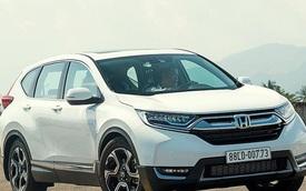 Honda triệu hồi hầu hết các mẫu xe tại Việt Nam