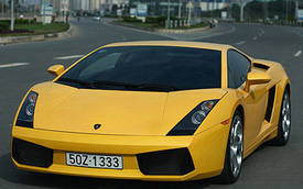 Chiếc Lamborghini khởi đầu cho phong trào siêu xe tại Việt Nam: Rớt giá 'thê thảm'
