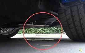 Chiếc xe độc nhất vô nhị: Biết 'bài tiết' nước thải, nhưng không phải do điều hoà!
