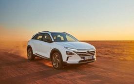 Mẫu ô tô Hyundai lập kỷ lục thế giới, chạy gần 900 km chỉ với 1 bình nhiên liệu nạp đầy