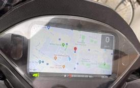 Xe máy điện sạc đầy pin tốn 3.000 đồng, đi được 120km, sắp có thêm cả bản đồ tìm đường?