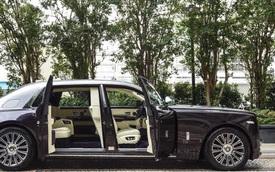 Rolls-Royce Phantom bị tịch thu do có chất liệu nội thất từ da cá sấu