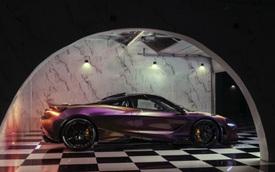 McLaren 765LT cá nhân hóa độc nhất thế giới với màu vô cùng đặc biệt