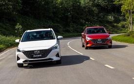 """Xe Hàn """"vượt mặt"""" xe Nhật tại thị trường ô tô Việt Nam?"""