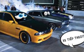 """Không chỉ diễn viên mà ngay cả ô tô cũng phải """"thử vai"""" mới được tham gia Fast & Furious"""