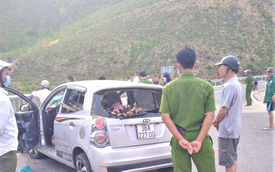Từ Đà Nẵng vào Quảng Nam cướp ô tô rồi tự gây tai nạn trên đường bỏ chạy