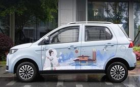 Có gì bên trong chiếc ô tô điện giá 95 triệu đồng - ngang ngửa Honda SH 150i?