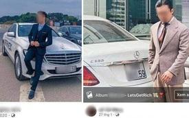 """Lại có thêm """"hotboy tài chính"""" xài chung 1 ô tô chụp ảnh, truyền đạt triết lý làm giàu"""