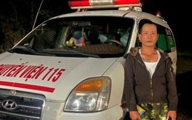 Không bằng lái, dùng ma túy vẫn lái xe cứu thương chở người