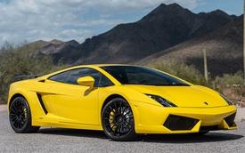 Chiếc Lamborghini gần 10 năm tuổi được rao bán, dân tình sôi sục vì một chi tiết - mẫu xe này không 'thuần chủng'