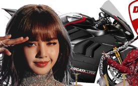 Bóc giá chiếc xe trong poster solo của Lisa (BLACKPINK), thương hiệu rất nổi tiếng và có giá bạc tỷ
