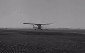 Chuyện xe cộ: Ngỡ ngàng chiếc xe 'cánh cụp cánh xòe' chạy được mà cũng bay được - Tư liệu từ cả nửa thế kỷ trước ghi lại!