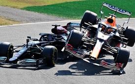 Lạnh tóc gáy khoảnh khắc ĐKVĐ F1 thế giới suýt mất mạng vì bị bánh xe của đối thủ cạnh tranh chèn qua đầu