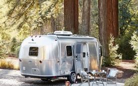 """Phượt kiểu siêu sang trên """"nhà xe di động"""" mới toanh của Airstream"""