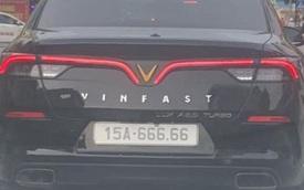 Chuyện xe cộ: Biển số khủng và dị - Từ biển số xe VinFast Lux A2.0 đến những chữ số đắt đỏ nhất thế giới