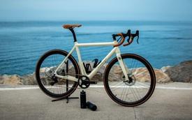 Trọng lượng chỉ 9 kg, đây là chiếc xe đạp nhẹ nhất thế giới nhưng để mua nó, bạn phải bỏ ra một chiếc Hyundai Accent