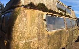 Chuyện xe cộ: 'Đã con mắt' với màn rửa xe đầu tiên sau 20 năm - Phun tới đâu 'bay màu' tới đó!