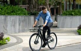 Startup sản xuất xe đạp điện tại Việt Nam giá bán gần 80 triệu đồng mỗi chiếc vừa gọi vốn thành công 3 triệu euro