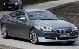 Alpina B6 Biturbo Gran Coupe bất ngờ xuất hiện trên đường thử