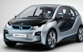 BMW i3 bắt đầu nhận đơn đặt hàng trong tháng 7