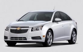 Chevrolet Cruze Diesel – Siêu tiết kiệm nhiên liệu