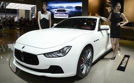 """Maserati Ghibli: Thêm """"ảnh sống"""" và thông tin chi tiết"""