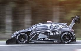 Peugeot 208 T16: Bugatti Veyron SuperSport không phải đối thủ