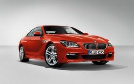 BMW 6-Series sẽ được cung cấp gói M Sport