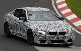 Thêm thông tin và hình ảnh chiếc BMW M4 Coupe