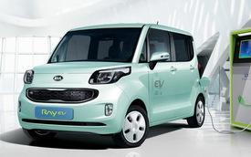 Kia Soul EV - Xe điện trị giá 35.000 Đô la Mỹ