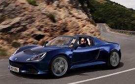 Lotus Exige S Roadster chính thức được giới thiệu