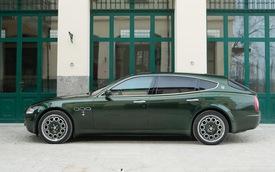 Bán đấu giá hàng độc Maserati Quattroporte Shooting Brake