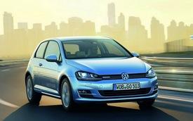 """""""Siêu tiết kiệm nhiên liệu"""" Volkswagen Golf TDI BlueMotion có giá 21.900 Euro"""