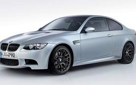 BMW M3 đã cháy hàng