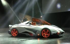 """Lamborghini Ecosta Concept: Siêu phẩm gây """"ảo giác"""""""