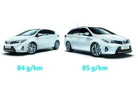 """Toyota Auris Hybrid: """"Xanh sạch"""" hơn nữa"""