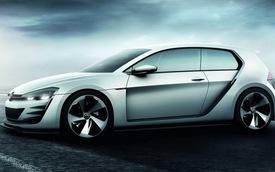 Volkswagen Design Vision GTI – Chiếc Golf mà tất cả đều muốn lái