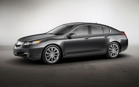 Acura TL có thêm bản đặc biệt
