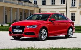 Audi công bố giá bán và thông số chiếc A3 Sedan tại Anh quốc
