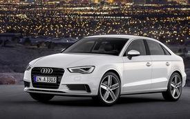 Chi tiết về Audi A3 Sedan