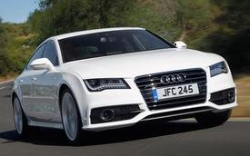 Audi A7 có thể sử dụng nhiên liệu hydro