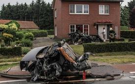 Thoát chết khó tin trong tai nạn kinh hoàng