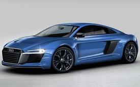 Audi R8 thế hệ mới: Nhẹ hơn, mạnh hơn, nhanh hơn